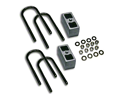 SuperLift 2.5 in. Rear Lift Block Kit (97-03 4WD)
