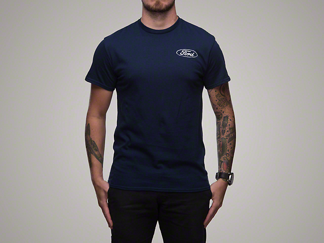 Ford Barbed Flag T-Shirt