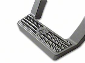 Carr LD Steps - Titanium Silver (15-18 All)