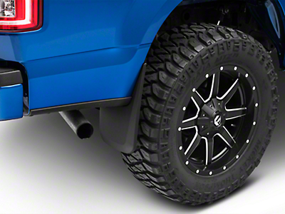 Husky Front & Rear Mud Guards (15-18 All, Excluding Raptor)