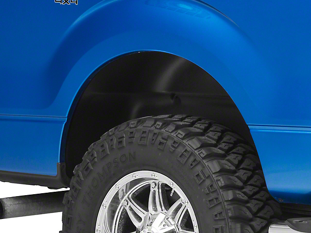 Husky Rear Wheel Well Guards (06-14 All, Excluding Raptor)