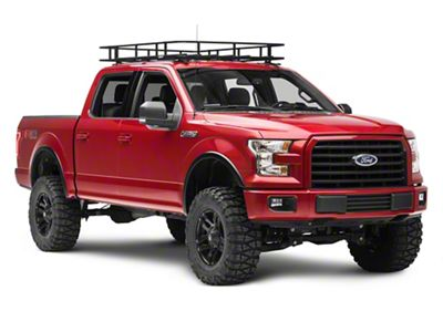 Ford F150 Rack >> Garvin Off Road Series Track Rack Universal Fitment