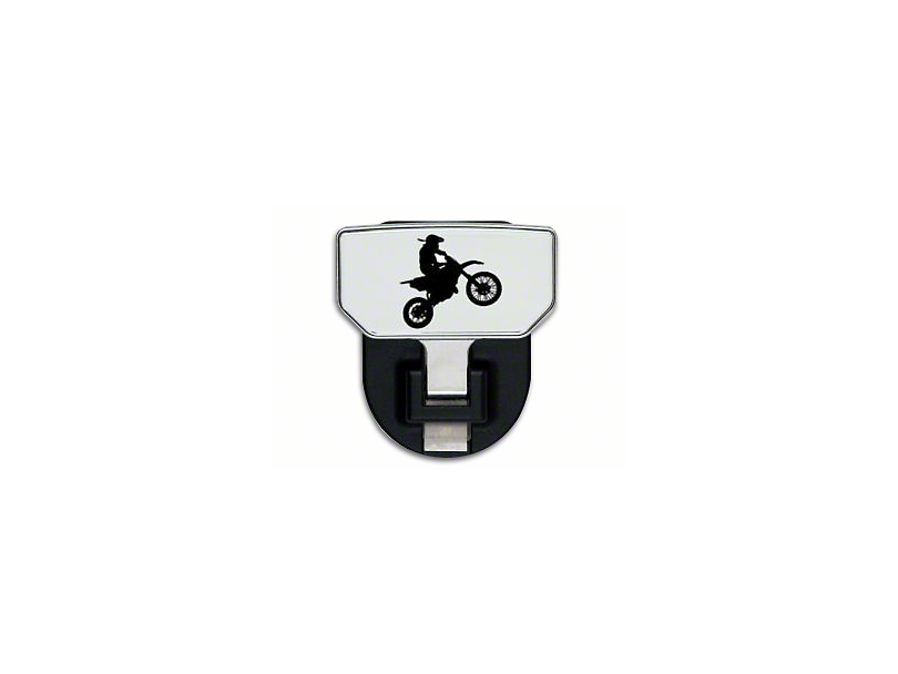 Carr HD Hitch Step w/ Dirt Bike Logo (97-19 F-150)