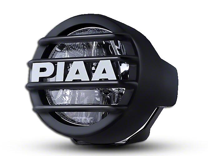 PIAA LP530 Single LED Driving Light - Fog Beam (97-18 All)