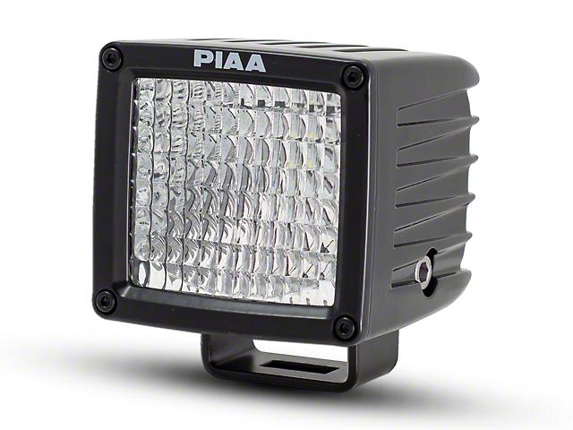PIAA 3 in. RF Series LED Cube Light - Flood Beam (97-18 All)