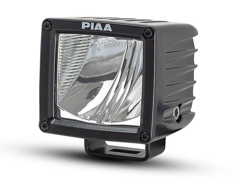 PIAA 3 in. RF Series LED Cube Light - Driving Beam (97-18 F-150)