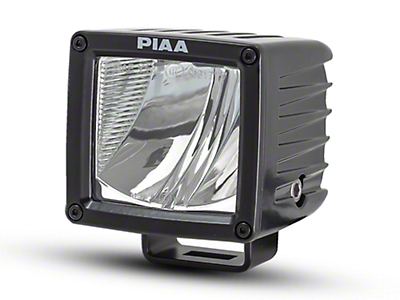 PIAA 3 in. RF Series LED Cube Light - Driving Beam (97-18 All)