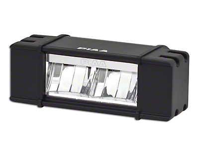 PIAA 6 in. RF Series LED Light Bar - Driving Beam (97-18 All)