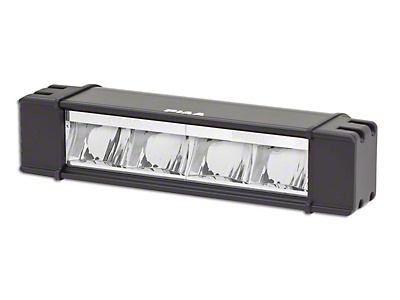 PIAA 10 in. RF Series LED Light Bar - Driving Beam (97-18 All)