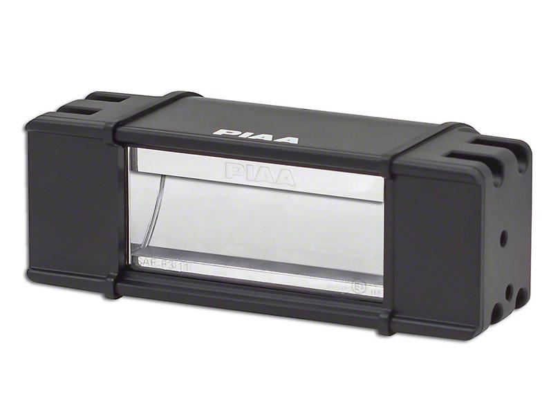 PIAA 6 in. RF Series LED Light Bar - Hybrid Beam (97-18 All)