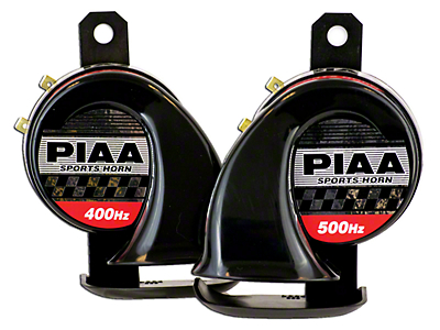 PIAA Automotive Sports Horn - 400/500Hz (97-18 F-150)