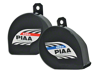 PIAA Automotive Slim Sports Horn - 400/500Hz (97-18 All)