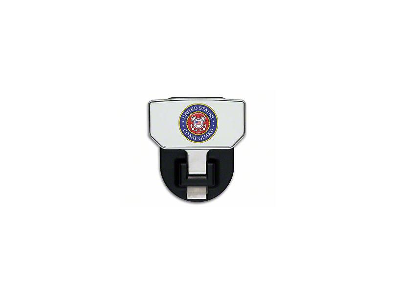 Carr HD Hitch Step w/ US Coast Guard Logo (97-18 F-150)