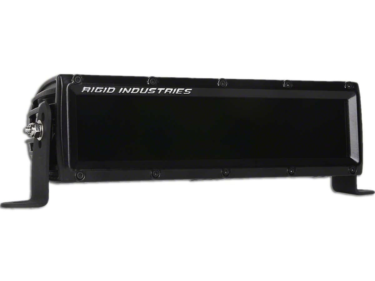 Rigid Industries 10 in. E-Series Infrared LED Light Bar - Flood/Spot Combo (97-18 All)