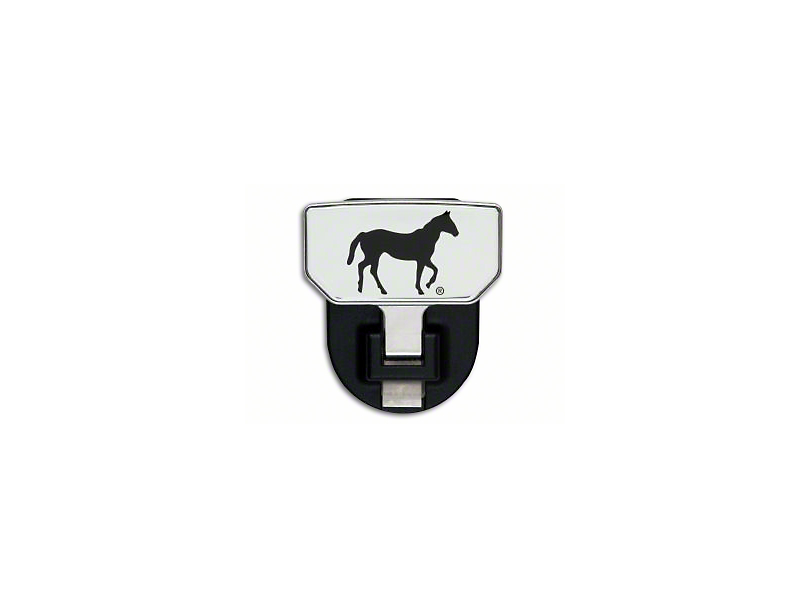 Carr HD Hitch Step w/ Horse Logo (97-18 F-150)