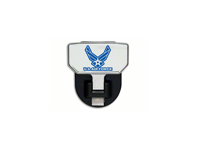Carr HD Hitch Step w/ U.S. Air Force Logo (97-18 All)