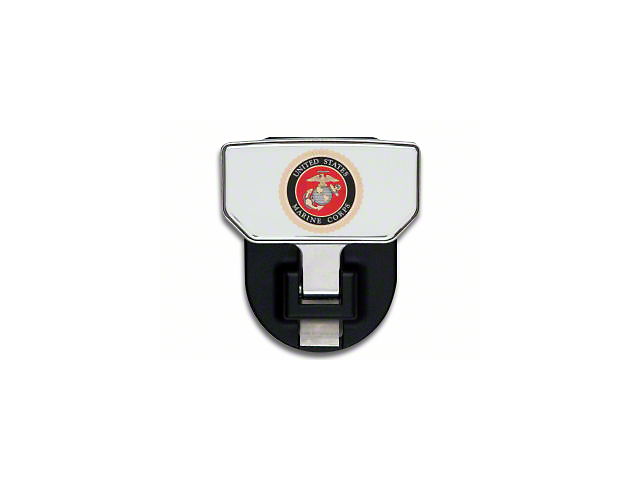 Carr HD Hitch Step w/ U.S. Marines Logo (97-18 All)