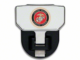 Carr HD Hitch Step w/ U.S. Marines Logo (97-18 All)