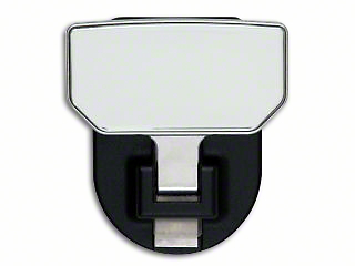 Carr HD Hitch Step w/ Pick-up Logo (97-18 All)