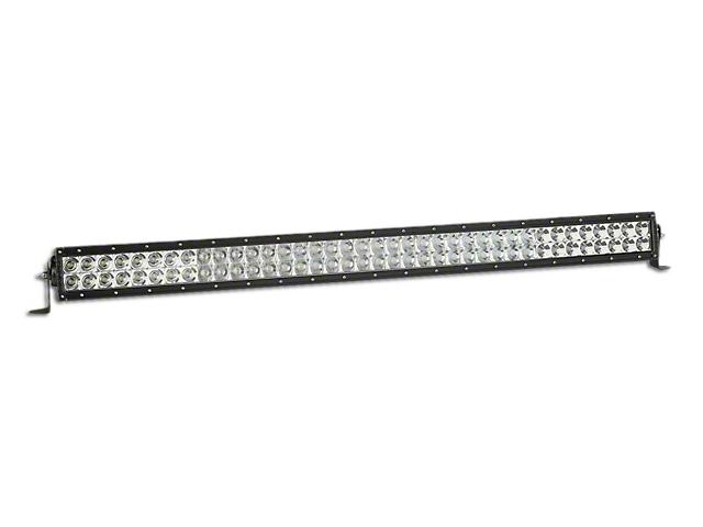 Rigid Industries 38 in. E-Series Amber & White LED Light Bar - Flood/Spot Combo (97-18 F-150)