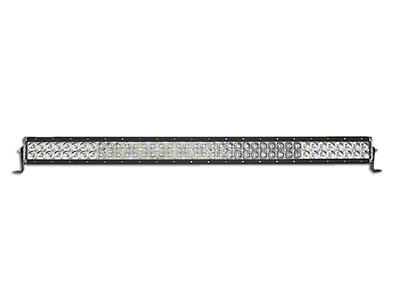 Rigid Industries 38 in. E-Series Amber LED Light Bar - Flood/Spot Combo (97-18 All)