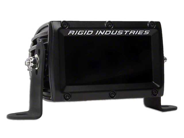 Rigid Industries 4 in. E-Series Infrared LED Light Bar - Flood/Spot Combo (97-18 All)