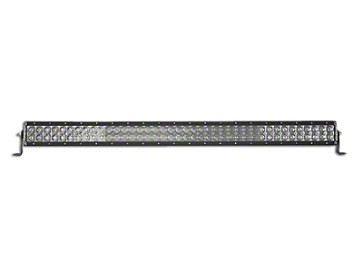 Rigid Industries 40 in. E-Series Amber LED Light Bar - Flood/Spot Combo (97-18 All)
