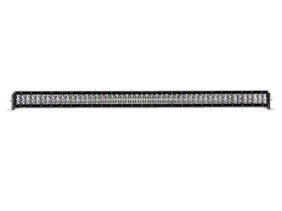 Rigid Industries 50 in. E-Series Amber & White LED Light Bar - Flood/Spot Combo (97-18 All)