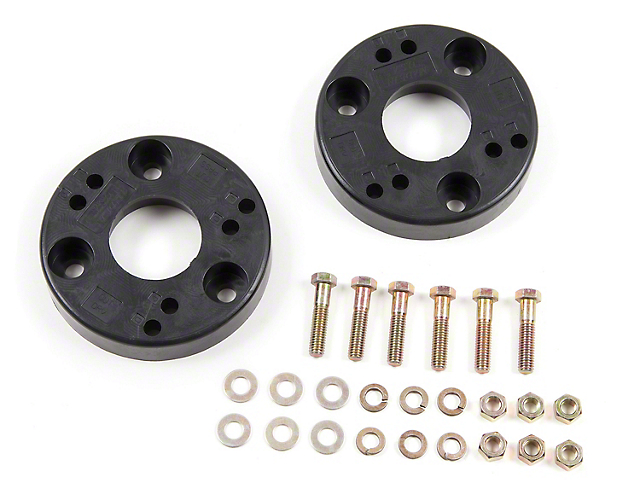 Zone Offroad 2 in. Leveling Kit (09-18 2WD/4WD F-150, Excluding Raptor)