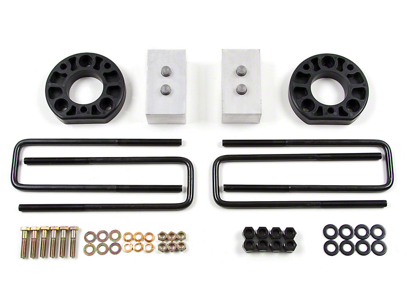 Zone Offroad 2 in. Suspension Lift Kit (04-08 4WD)