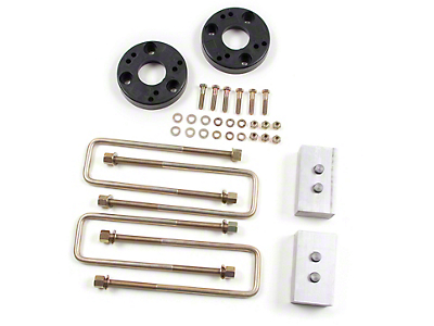 Zone Offroad 2 in. Suspension Lift Kit (09-18 2WD/4WD F-150, Excluding Raptor)