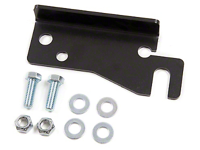 Zone Offroad E-Brake Relocation Bracket for 2-6 in. Lift (09-18 F-150, Excluding Raptor)