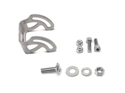 Rigid Industries 40185 D-Series Stainless Steel L Bracket Kit with Hardware