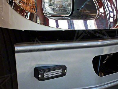 Rigid Industries F150 SRQ Series LED Light Bar Angled Flush Mount