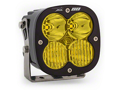 Baja Designs XL80 LED Amber - Driving/Combo Beam (97-18 All)