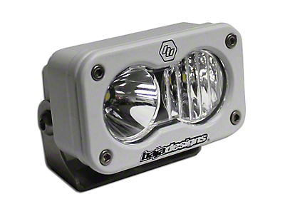 Baja Designs S2 Pro White LED Light - Driving Beam (97-18 F-150)