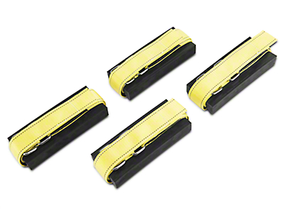 Trac-Grabber Tire Traction Mounts - Set of Four (97-18 F-150)