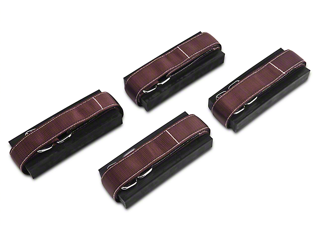 Trac-Grabber Oversized Tire Traction Mounts - Set of Four (97-18 F-150)