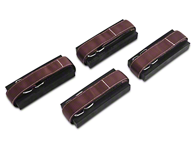 Trac-Grabber Oversized Tire Traction Mounts - Set of Four (97-19 F-150)