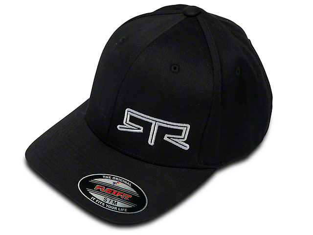 RTR Flex-Fit Hat - Black