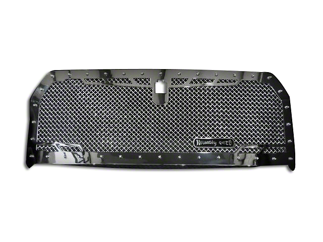 Royalty Core RC1 Classic Upper Replacement Grille - Chrome (15-17 F-150, Excluding Raptor)