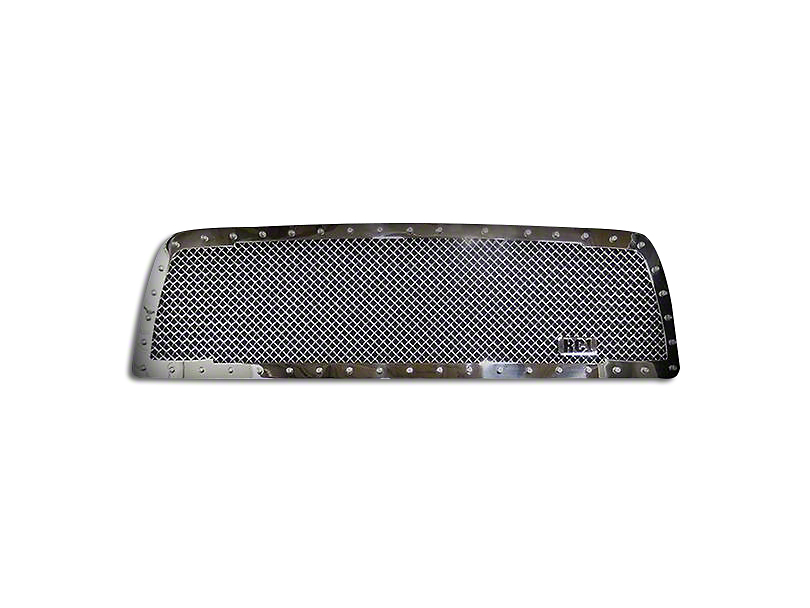 Royalty Core RC1 Classic Upper Replacement Grille - Chrome (10-14 F-150 Raptor)