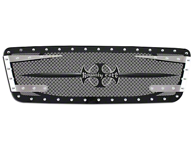 Royalty Core RC3DX Innovative Upper Replacement Grille - Black (04-08 F-150)