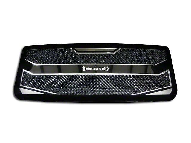 Royalty Core RC4 Layered Upper Replacement Grille - Black (97-03 F-150)