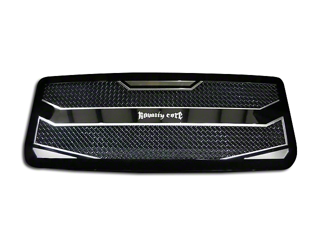 Royalty Core RC4 Layered Upper Replacement Grille - Black (10-14 F-150 Raptor)