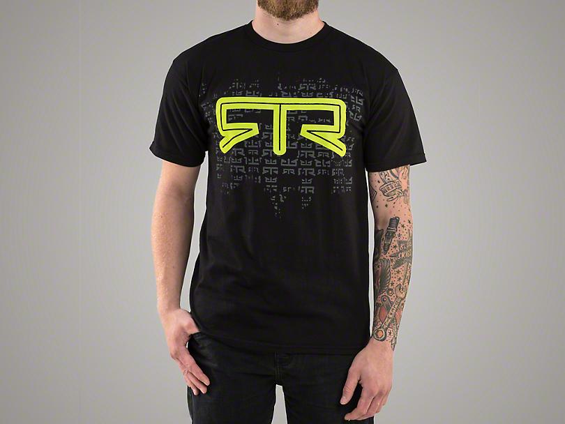 RTR Green Matrix T-Shirt