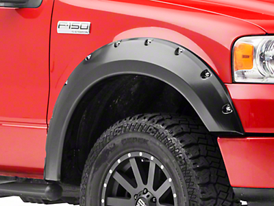 Rugged Ridge All-Terrain Fender Flares (04-08 F-150 Styleside)