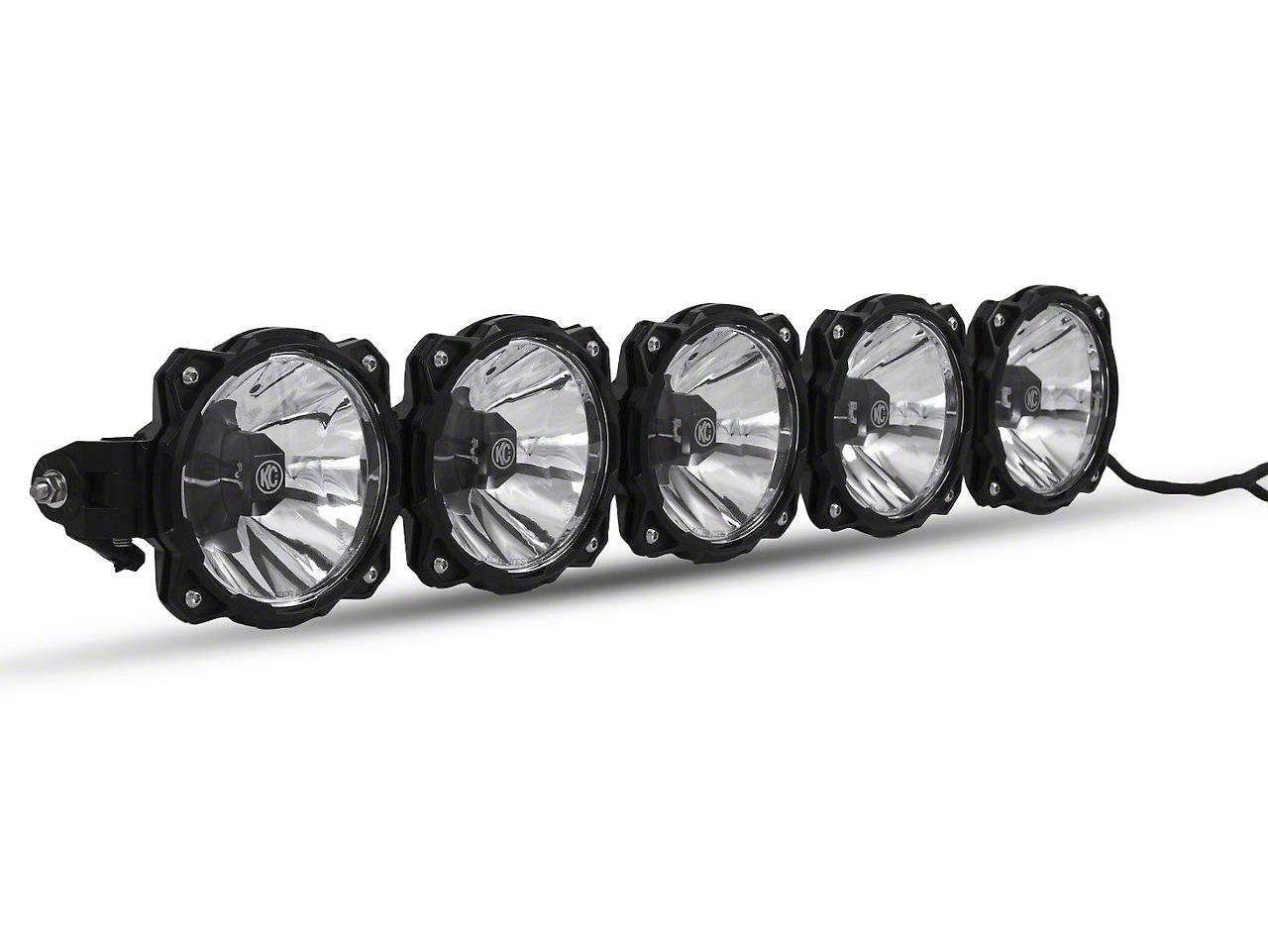 KC HiLiTES 39 in. Gravity Pro6 LED Light Bar - Combo Beam