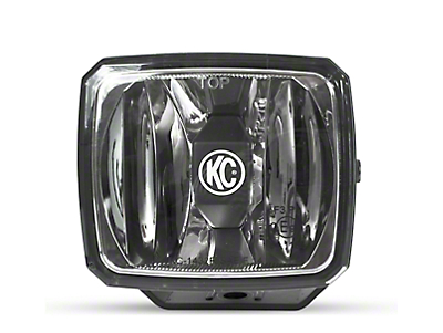 KC HiLiTES 3x4 in. Gravity G34 LED Light - Driving Beam (97-18 F-150)