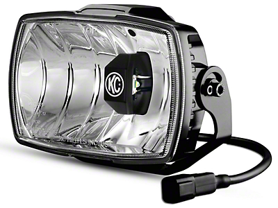 KC HiLiTES 4x6 in. Gravity G46 LED Light - Driving Beam (97-18 F-150)